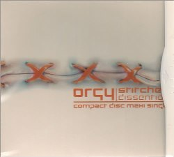 Orgy - Stitches/Dissention (Single)