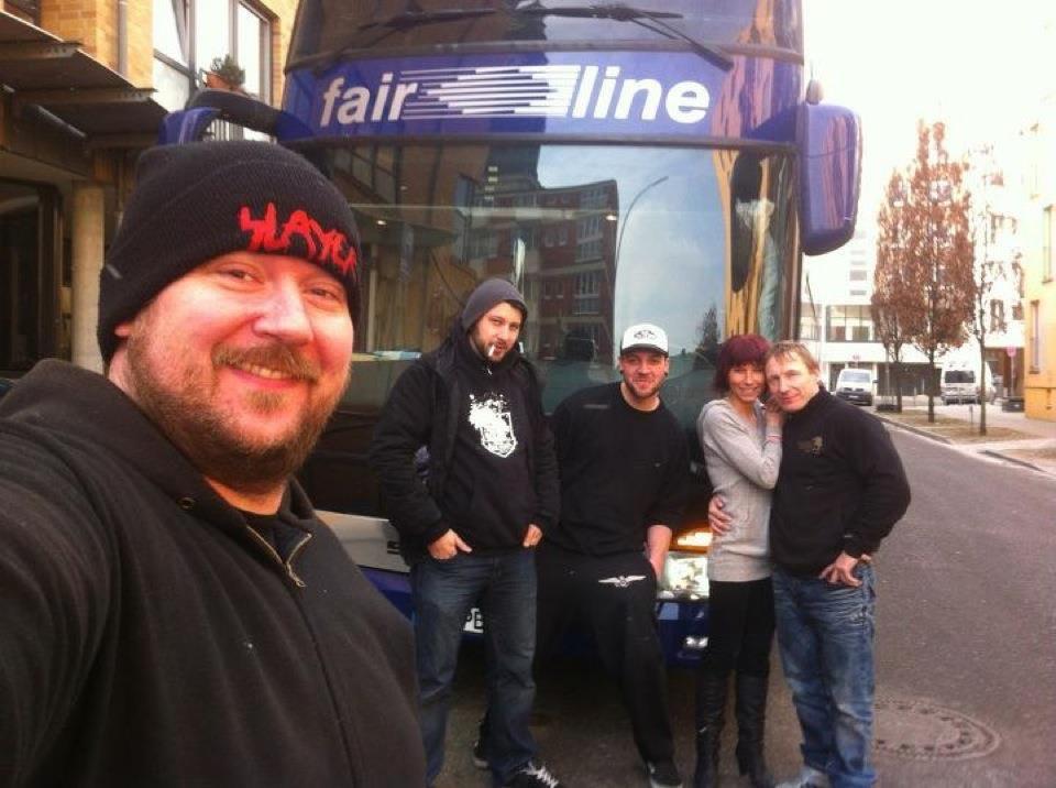Julien-K Tour-Crew 2012